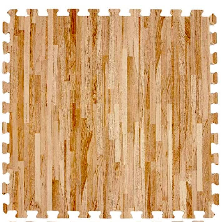 Foam Wood Tile