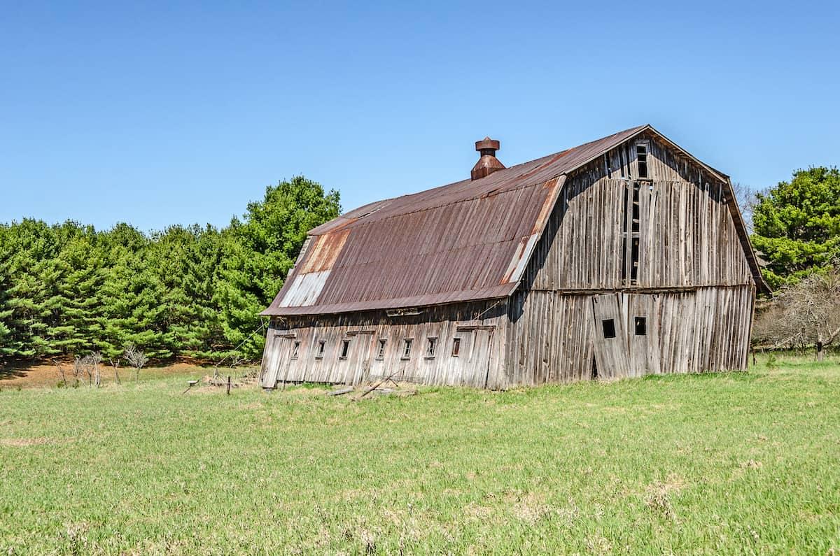 southern ontario barn repair