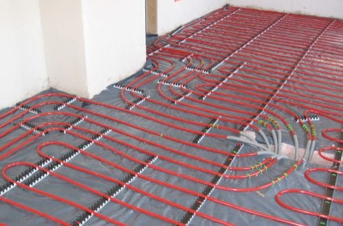 hydronic heating ontario